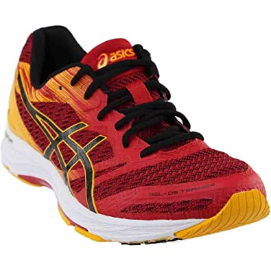 ASICS Men's Gel-DS Trainer 22 Prime Red/Black/Gold 8 ...