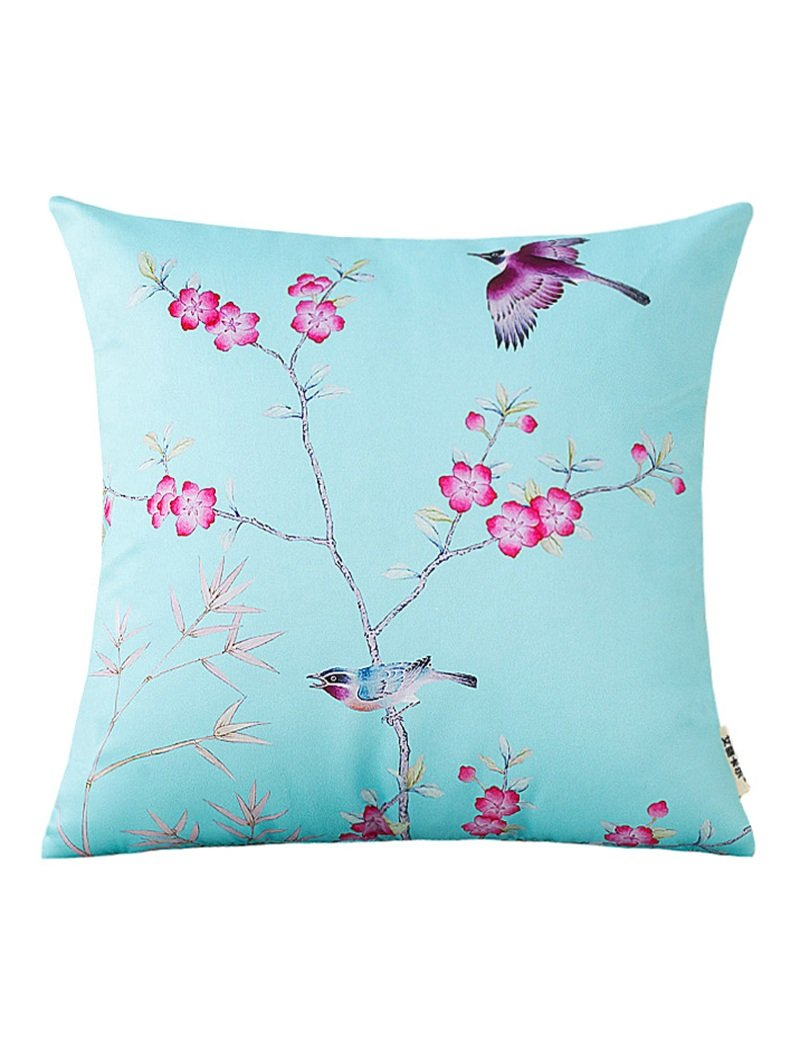 GJM Shop U Cojín de Almohada de algodón multifunci KAM Seda Tributo satén Mantener - Almohada sofá Almohada Cojín - cojín de protección de Cintura-Manta Plegable (Color : 4)