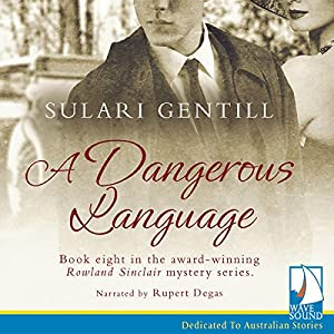 A Dangerous Language Audiobook
