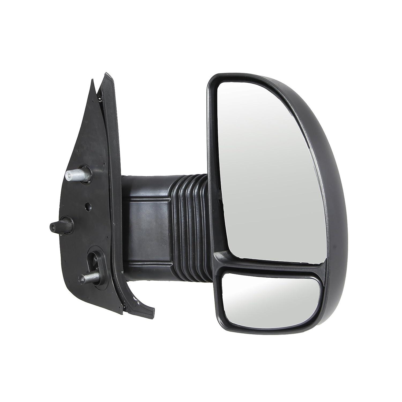 Specchietto retrovisore destro manuale braccio lungo Camper 39 cm 735318848 Augustin Group
