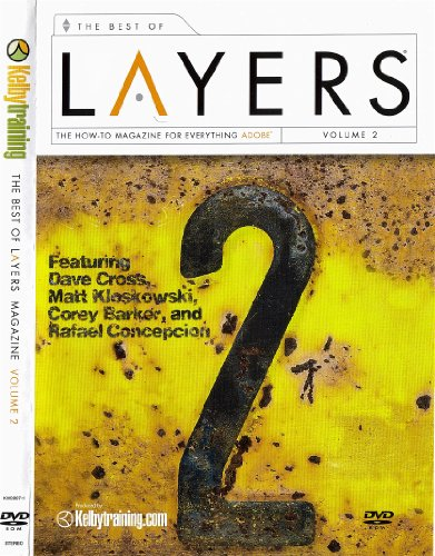 LAYERS: The Best Of - Vol (2) By Kelby Training (Intel Motor)