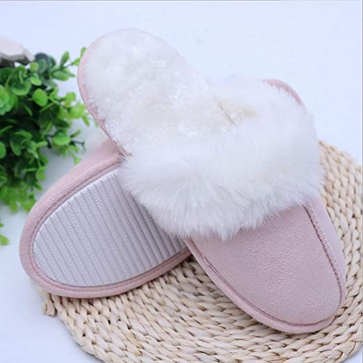 Unisex Stylish Soft Warm Non slip Home Indoor Slipper
