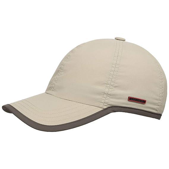 7265a6de499 Stetson Kitlock Outdoor Baseball Cap Sun  Amazon.co.uk  Clothing