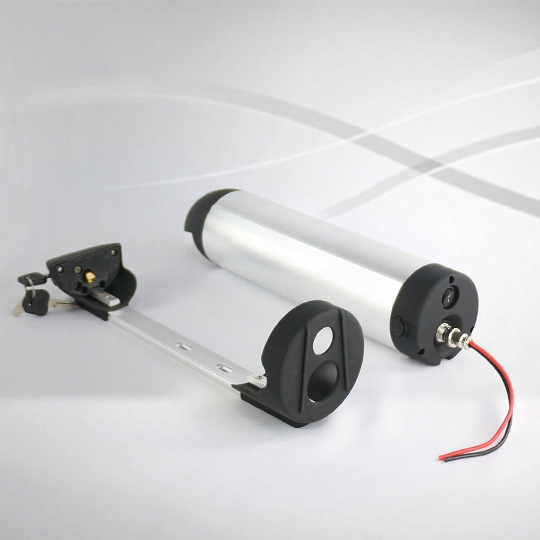 Trinkflaschenakku Rahmenakku 48V 12,5Ah 600Wh Pedelec E-Bike ebike Lithium-Ionen Akku Batterie Battery mit BMS & Ladegerät