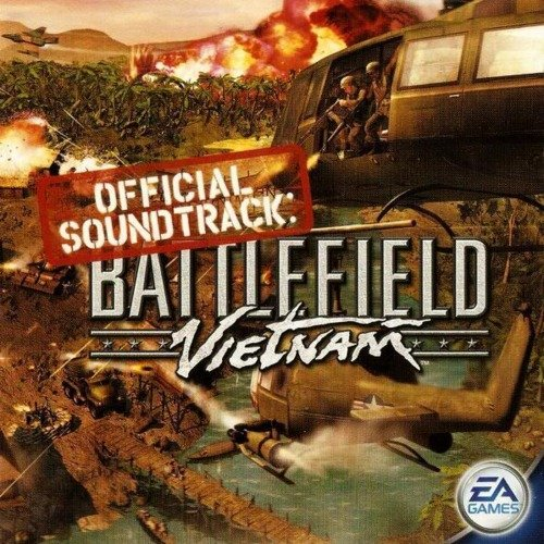 Battlefield Vietnam Official Soundtrack by EA