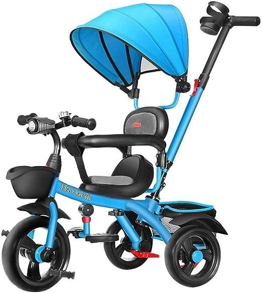 Bike Carrito de Bicicleta para niños de 1/5 años de Edad, para ...