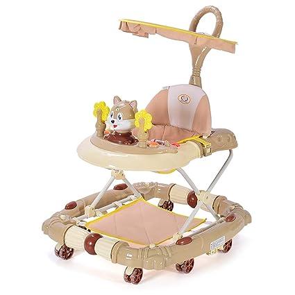 Baby walker El Andador para bebés antivuelco multifunción ...