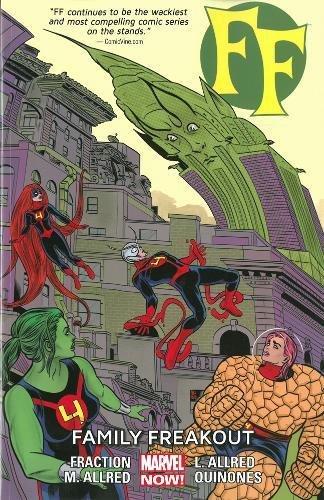 FF - Volume 2: Family Freakout (Marvel Now) (FF: Marvel Now!) pdf