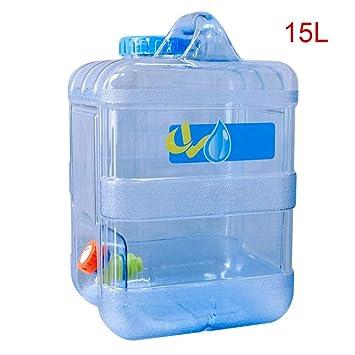 22L Urben Life Tragbarer Wasserkanister mit Hahn BPA-frei Kunststoff Auto Wassertank Camping Outdoor BBQ und Lange Reise etc