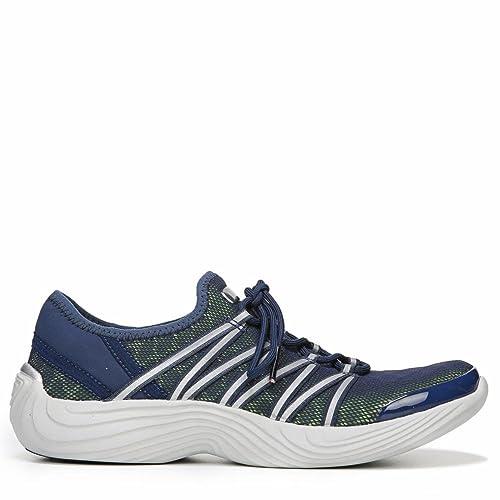 Bzees Tender Sneaker(Women's) -Black Dual Layered Sport Mesh High-Quality Cheap MbjSgm