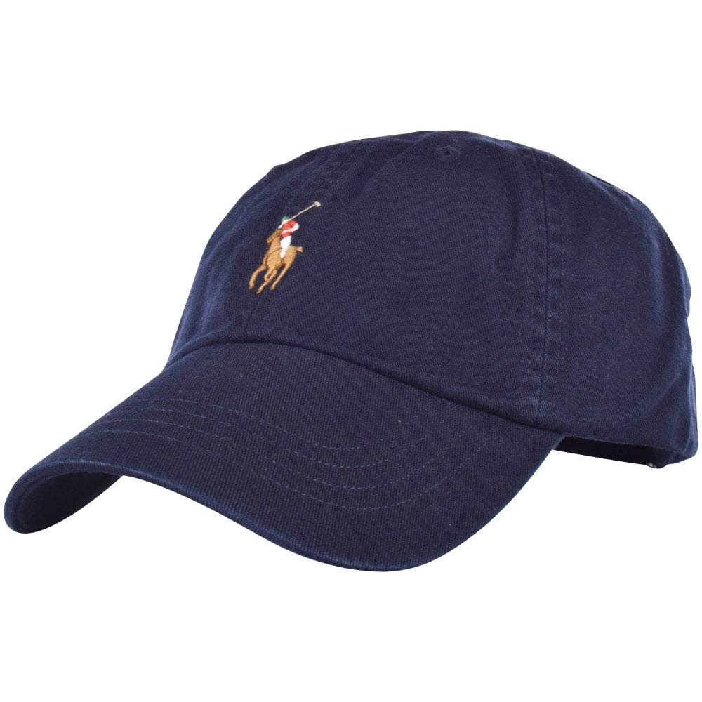 Amazon.com  Polo Ralph Lauren Men s Classic Baseball Cap (One Size ... 09aa2f739ae