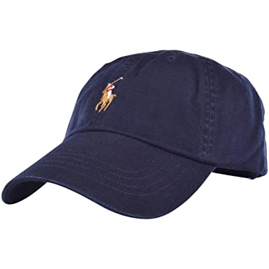 Amazon.com  Polo Ralph Lauren Men s Classic Baseball Cap (One Size ... a276841f9149
