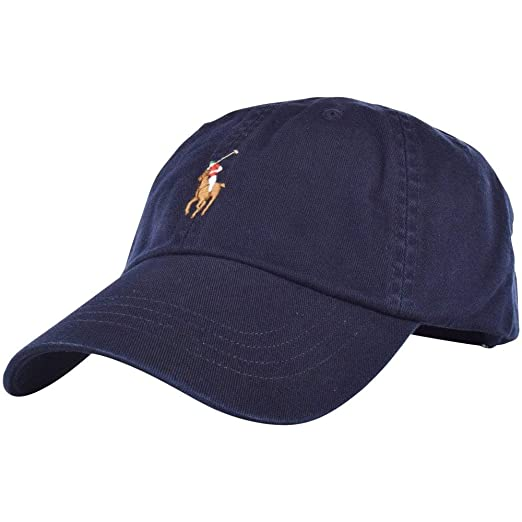 Image Unavailable. Image not available for. Color  Polo Ralph Lauren Men s  Classic Baseball Cap ... 1f1fba57748