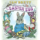 Amazoncom The Easter Egg 9780399252389 Jan Brett Books