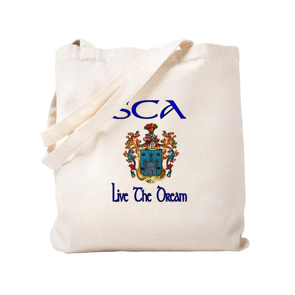 CafePress – SCA 101トートバッグ – ナチュラルキャンバストートバッグ、布ショッピングバッグ S ベージュ 0321771706DECC2 B0773Q77JG S