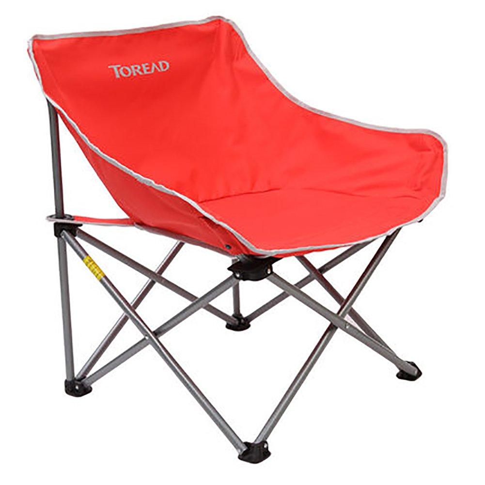 Be&xn Acampar al Aire Libre Plegable Silla, Reclinables Reclinables Reclinables Lounge Chair Portátil Silla de Pesca Silla del Ocio Silla de Playa-Rojo W60xH65cm(24x26inch) 214af0