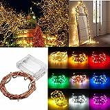 Lights & Lighting - 4m 40 Led Copper Wire Fairy String Light...