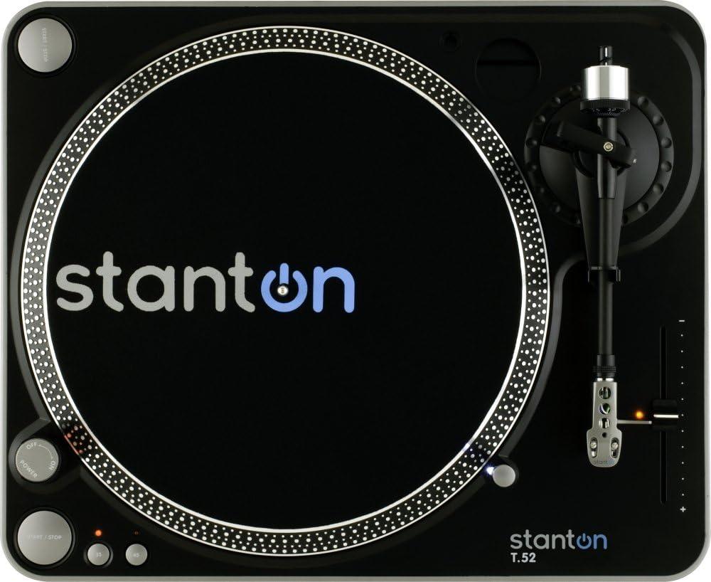 Stanton T.52B tocadiscos: Amazon.es: Instrumentos musicales