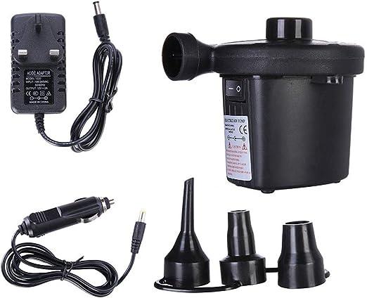 Amazon.com: Bomba de aire eléctrica inflable | Bomba de aire ...
