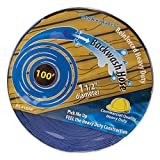 Blue Torrent BS 41076 Commercial Backwash Hose For Swimming Pools, 100' x 1.5''