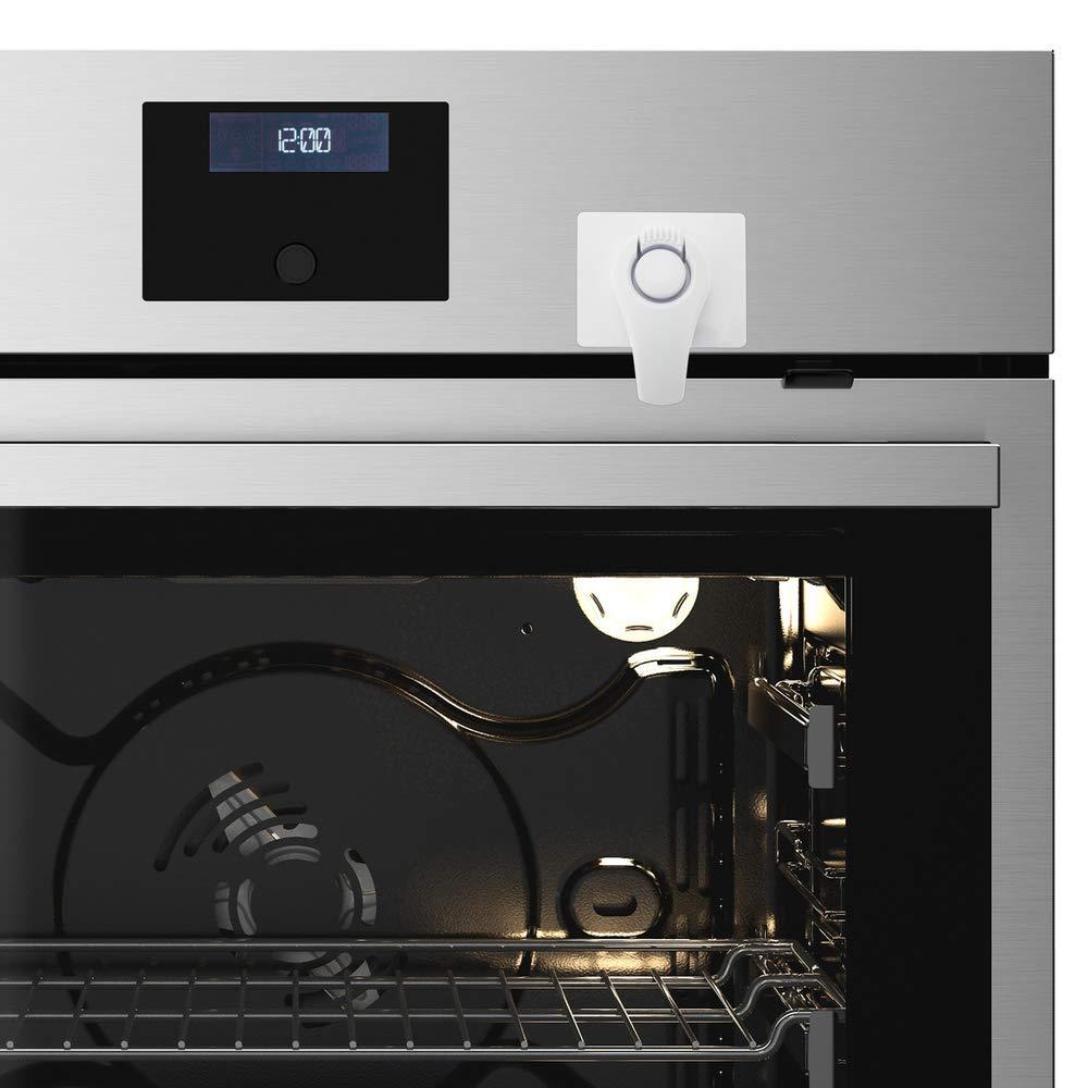 PrimeMatik Protector de seguridad infantil para puertas de hornos de cocina