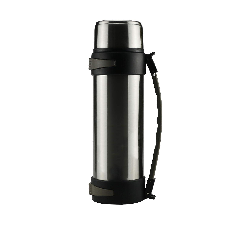 LIXIAOYUN Tragbare Reise-Sportflasche des Isolationstopfes 304 Edelstahlbecher im große Freien Haushaltskessel große im Kapazität f3980c