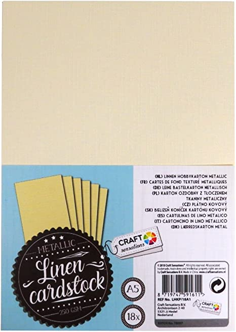 HIGH QUALITY PRODUCT A5 LINEN CARD 250GSM OVER 30 DIFFERENT COLOURS
