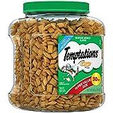 Temptations Cat Treats - Seafood Medley Flavor - 30 Oz. Tub - Makes A Great Holiday Cat Treat