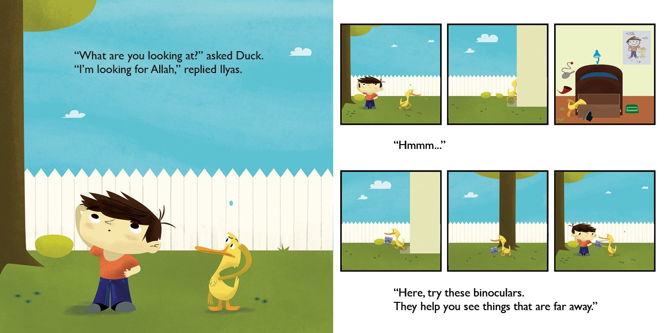 Ilyas And Duck Search For Allah (Ilyas And Duck)