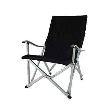 Magnificent Summer Sales Aluminum Portable Folding Luxury Comfort Chair Black Camping Chair Outdoor Chair Garden Chair Sling Relax Camping Gear Rv Beatyapartments Chair Design Images Beatyapartmentscom