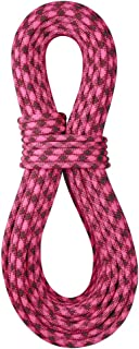 product image for BlueWater Ropes 9.1mm Icon Standard Dynamic Single Rope (Pink/Slate, 80M)