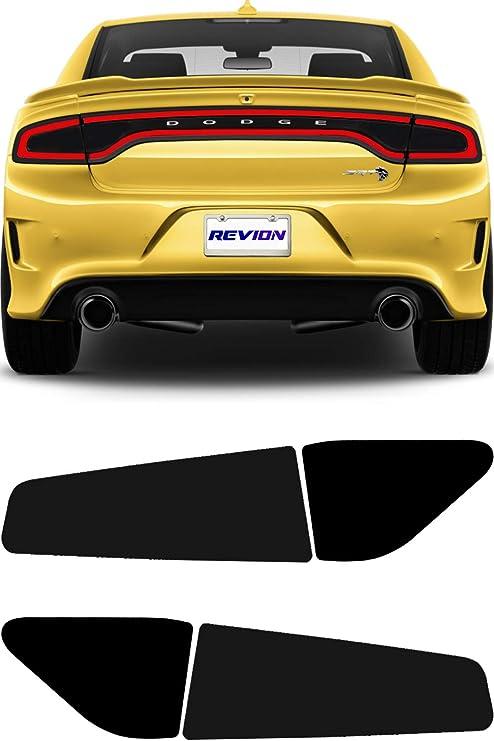 Dodge Charger Tail Lights >> Amazon Com Revion Autoworks 2015 2019 Dodge Charger Tail Light Tint