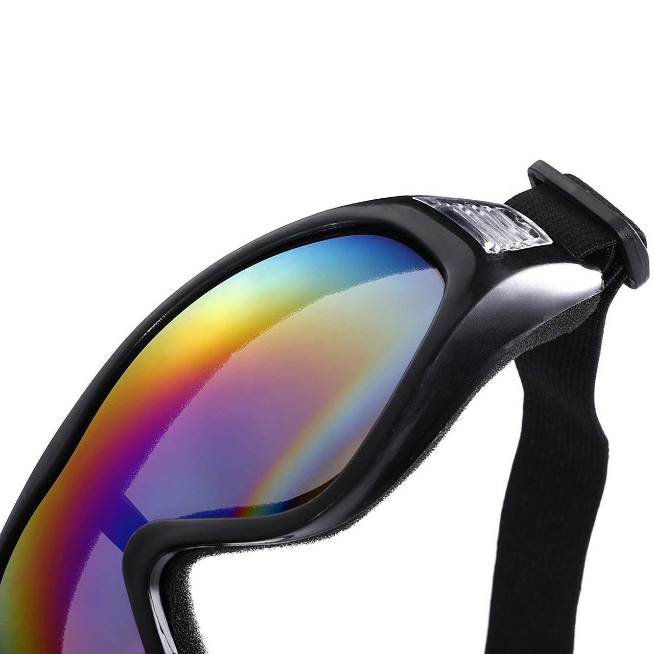 Outdoor Motorcycle Ski Goggles Snowboard Men Women Anti-Fog Skiing Glasses Snow Mask Skate Eyewear Ski Googles
