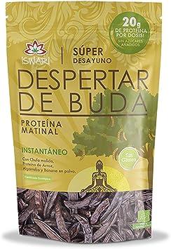 Despertar de Buda Proteína Matinal Iswari 360g.: Amazon.es ...