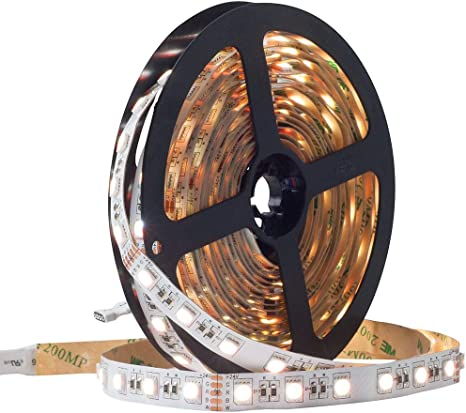24V 4in1 5M RGBW RGBWW LED Streifen Stripe SMD 5050 Dimmbar Band Lichterkette