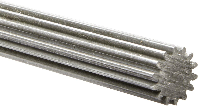 Inch Steel 14.5 Degree Pressure Angle 32 Pitch 12 Teeth Boston Gear GS44 Drawn Pinion Wire