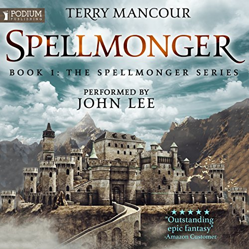 Spellmonger: Spellmonger, Book 1 cover
