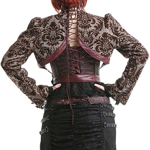 Boléro avec Ceinture - Tailles - XL