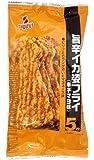 スグル食品 旨辛イカ姿フライ<辛子マヨ味> 5枚×10袋