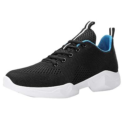 design di qualità 513ca f0e2b Oyedens Scarpe da Ginnastica Corsa Uomo Sportive Sneakers ...