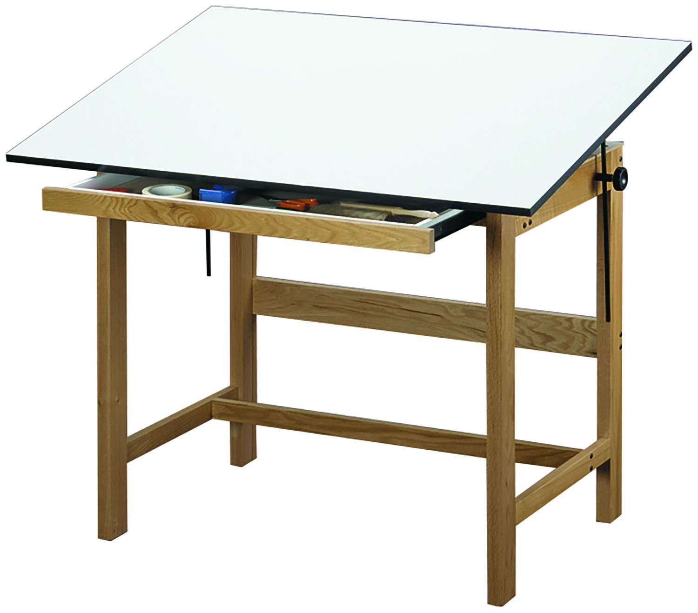 Titan Wood Table 36x48x37 by Alvin