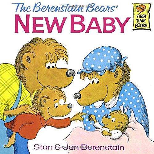 Berenstain Bears New Baby product image