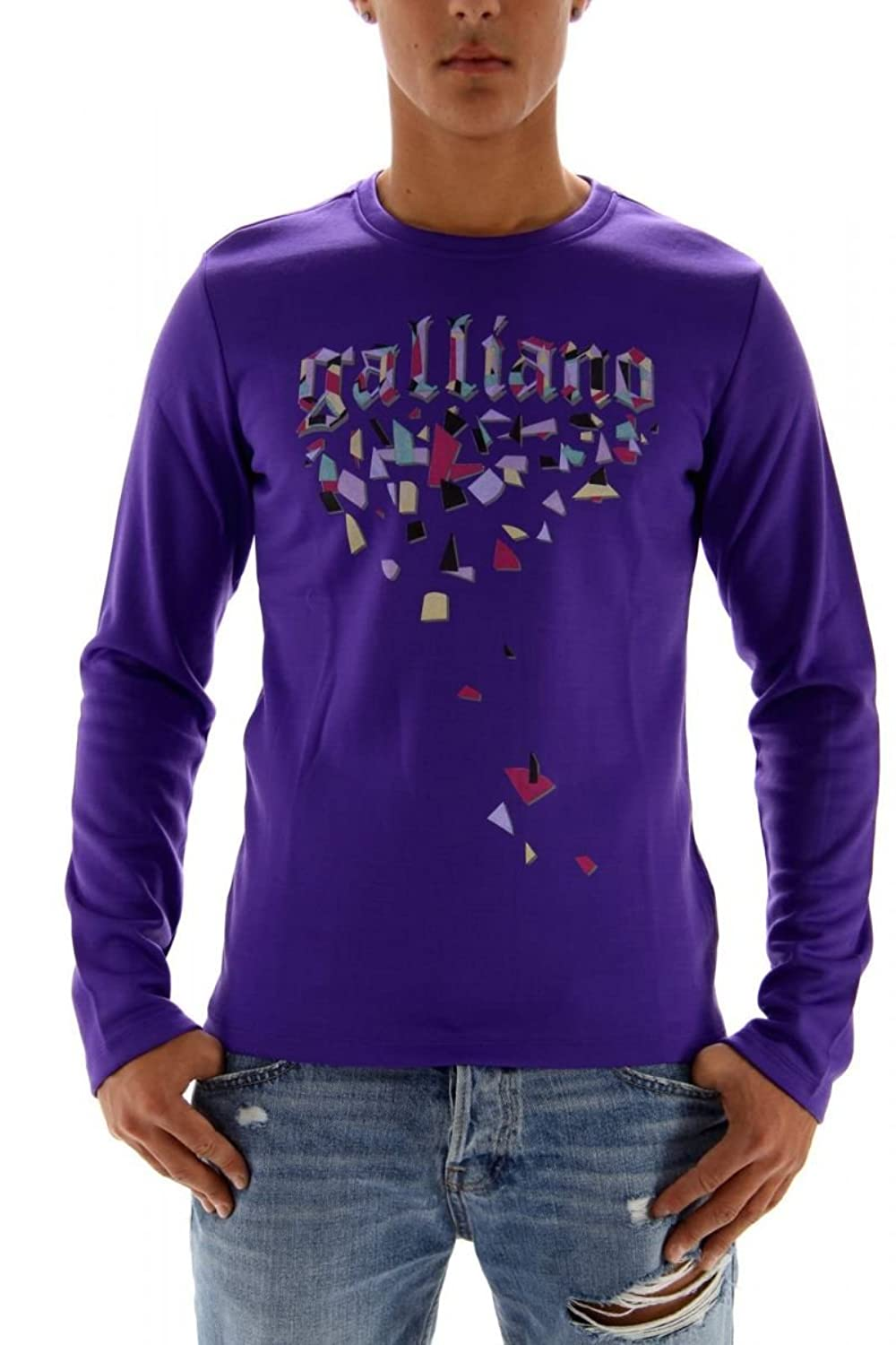John Galliano Men's Sweatshirt
