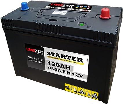 Migliori 7 Batterie trattore 120 ah