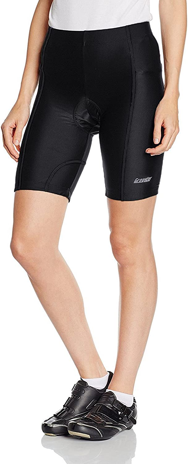 Padded Cycling Trousers for Ladies Gregster Women/'s Cycling Shorts