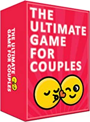 The Ultimate Game for Couples - Fun Conversation Starters and Challenges - Connect with Your Partner or Play with Other Coupl