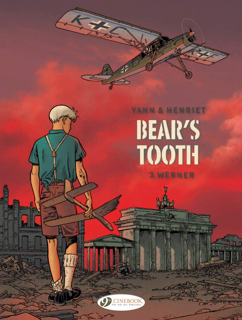 Bear's Tooth Vol. 3  Werner