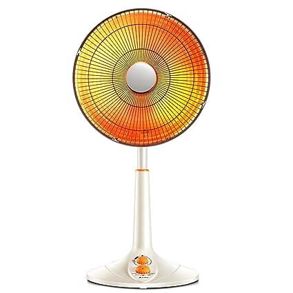 Heater LVZAIXI Calentador Solar pequeño Estufa Vertical para Hornear Vertical Cabeza de elevación Grande Calefactor eléctrico