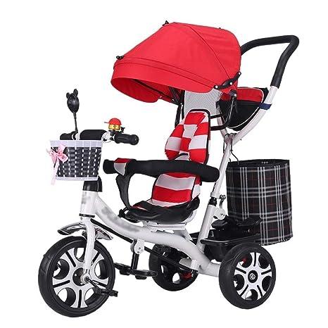XHEYMX-baby cart Carrito de bebé Cochecito, Carro Ligero ...