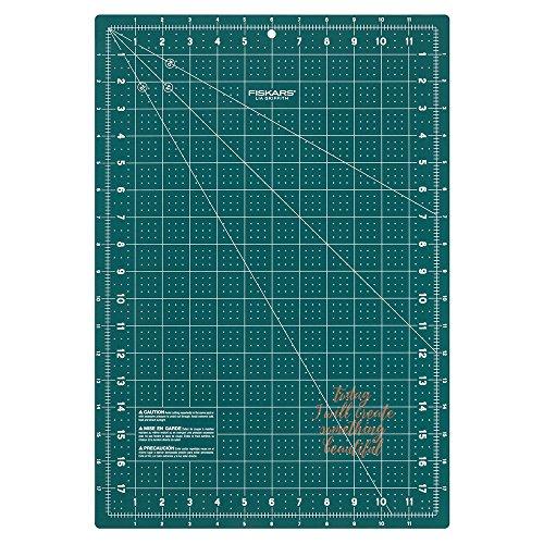 Fiskars 183700-1005 Lia Griffith Fashion Cutting Mat (12